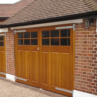 Side Hinged Garage Doors | Garage Doors Darlington